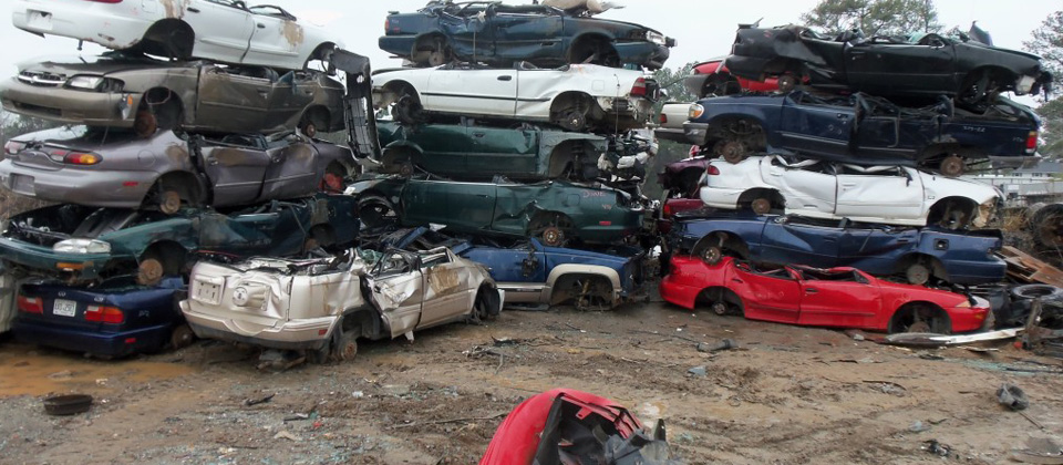 Used Car Auto Parts From Salvage Yard In Atlanta Ga