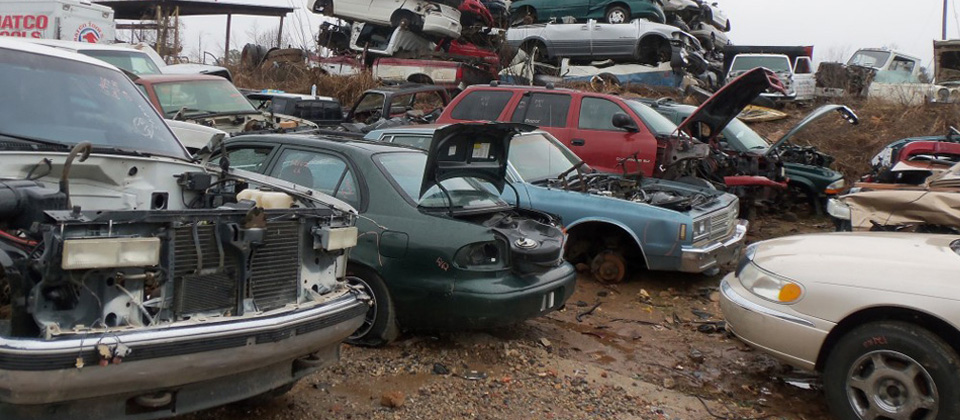 Used Car & Auto Parts From Salvage Yard in Atlanta, GA